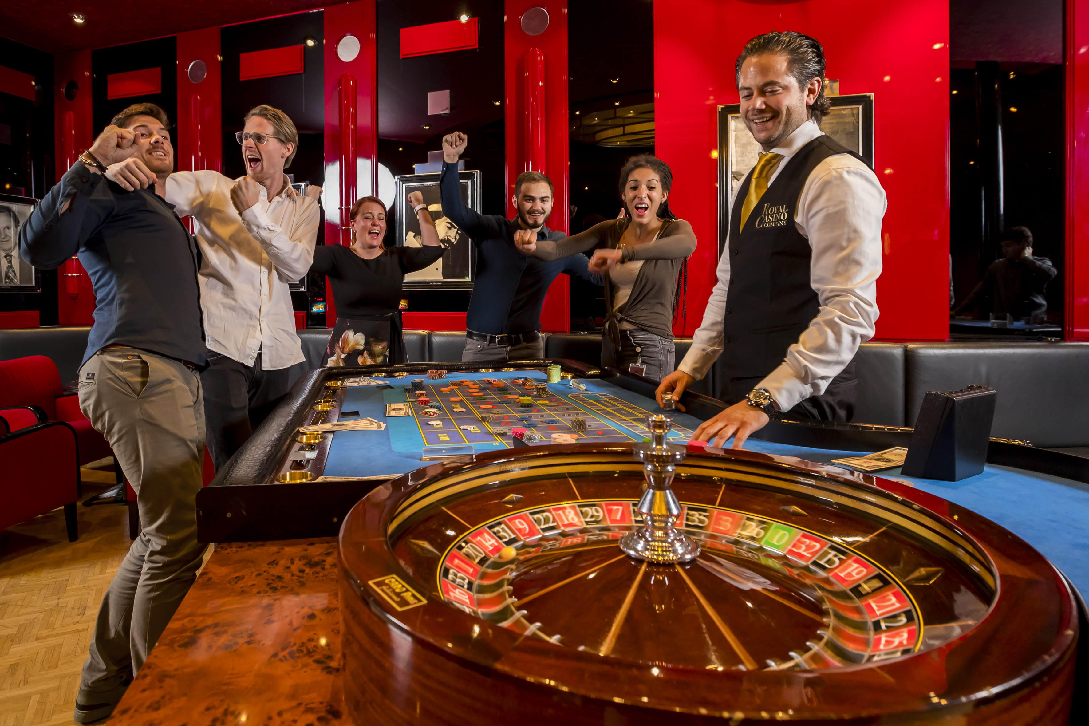 Werken Bij Casino